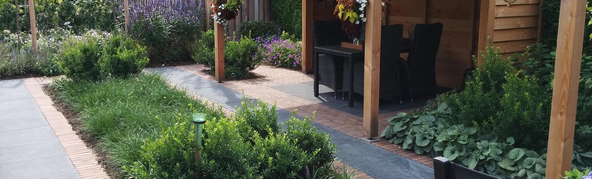 Tuinontwerp en beplantingsplan - Tuin ontwerp foto ...